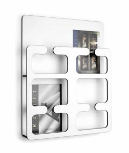 Smodie 2x2, Broschyrställ väggmonterat