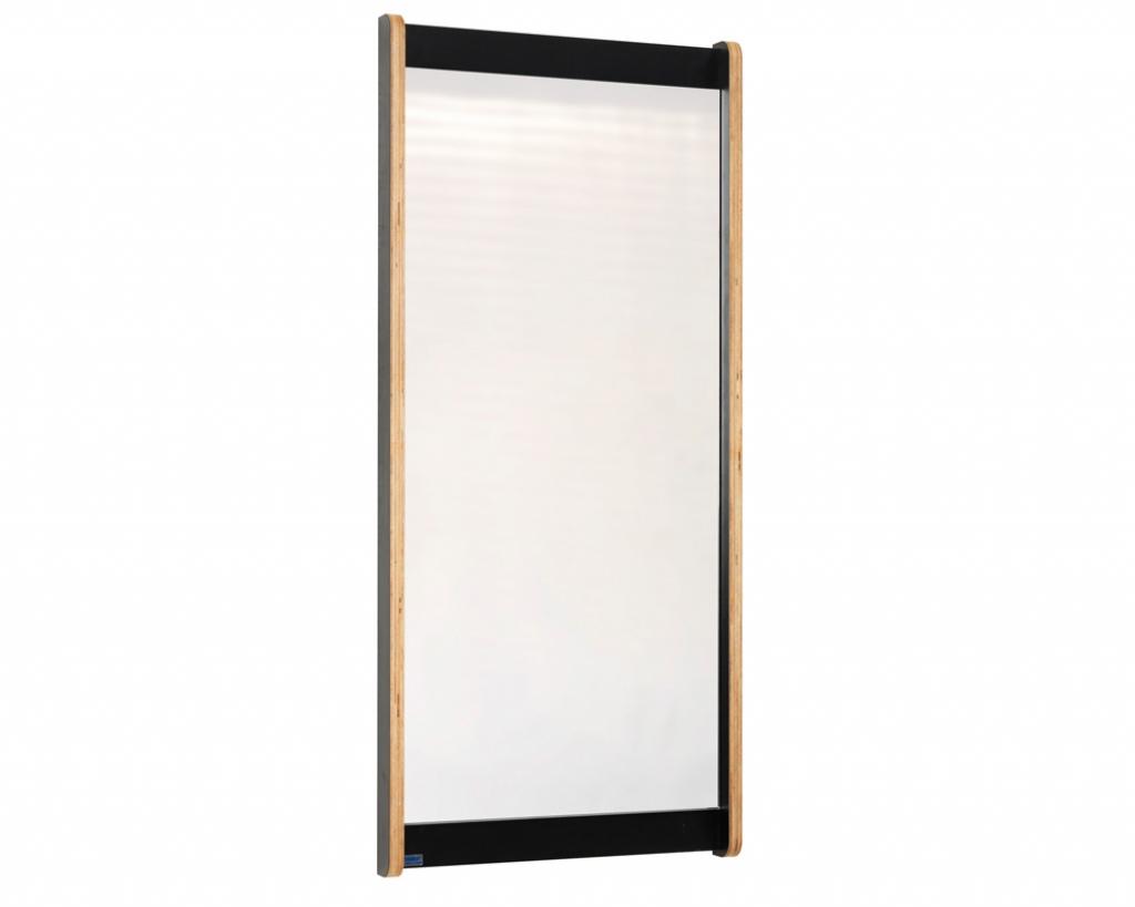 EX800S-1 Spegel svart